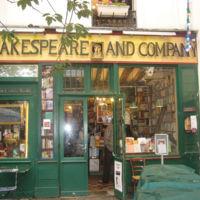 Librería Shakespeare and Company (París, Francia)