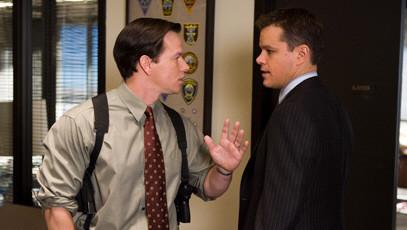 Mark Wahlberg y Matt Damon volverán a verse las caras en 'The Fighter'