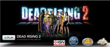 Ahora podemos probar el 'Dead Rising 2' desde el navegador