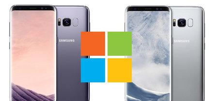 Un Galaxy para los fieles a Office: el Samsung Galaxy S8 Microsoft Edition ya está a la venta