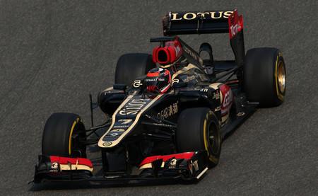 Lotus, sorprendidos de que no haya neumáticos blandos en el Gran Premio de España
