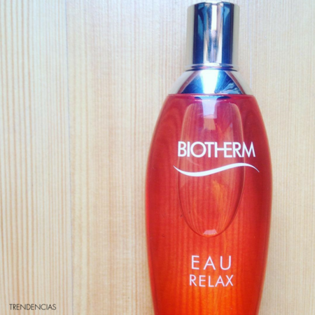 review probamos biotherm eau relax