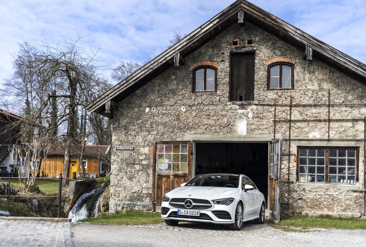 Foto de Mercedes-Benz CLA Coupé 2019, toma de contacto (96/248)