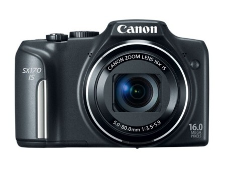 Canon SX170IS