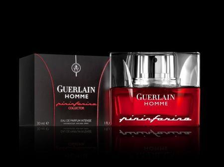 Guerlain Homme Collector Pininfarina, la edición de lujo de su fragancia masculina