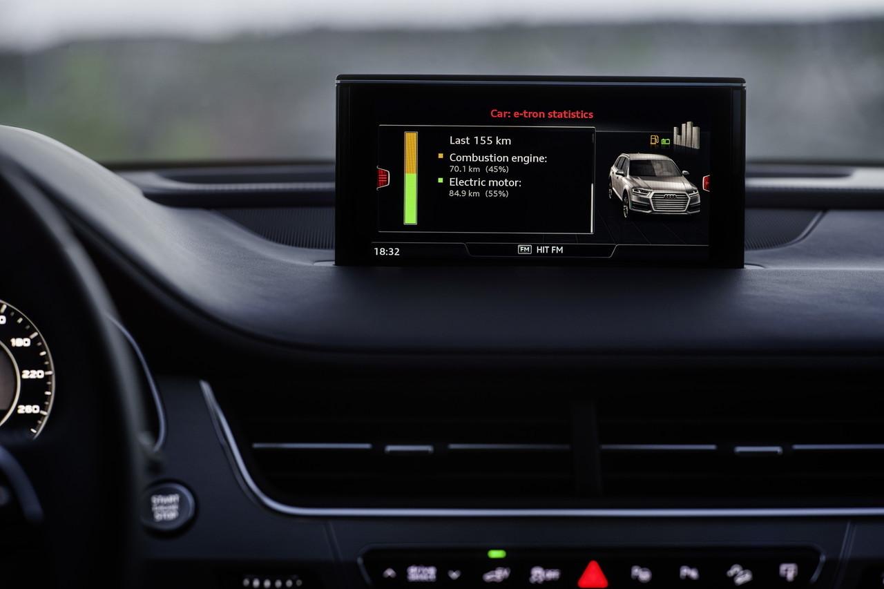 Audi Q7 E Tron 51 64