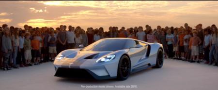 Video: El Ford GT y su poder magnético en un nuevo anuncio