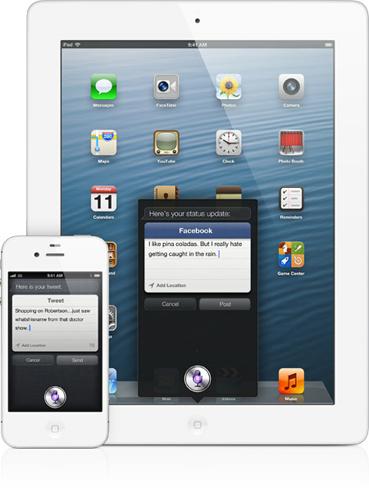 Siri llegará en español en iOS 6