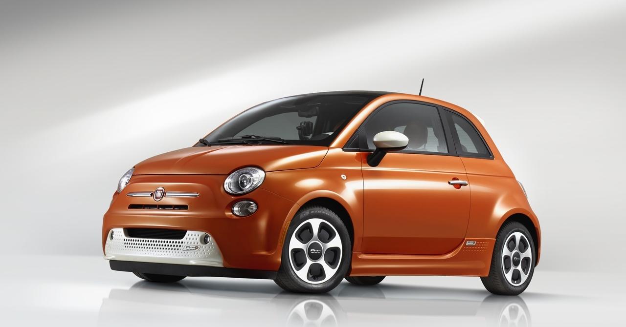 Foto de Fiat 500e (11/22)