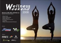 Wellness Weekend 2008, un fin de semana para aprender