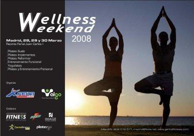 Wellness Weekend 2008, un fin de semana para aprender