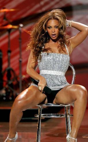 Beyonce elegida como la mujer del año