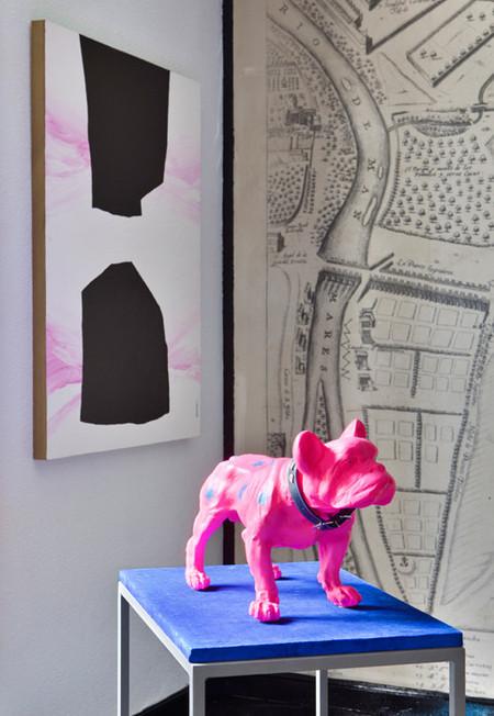 El Pop Art también presente en Casa Decor 2014, por obra y gracia de los Poppi de Felipao