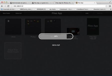 Así de fácil es agregar contenidos desde un navegador web