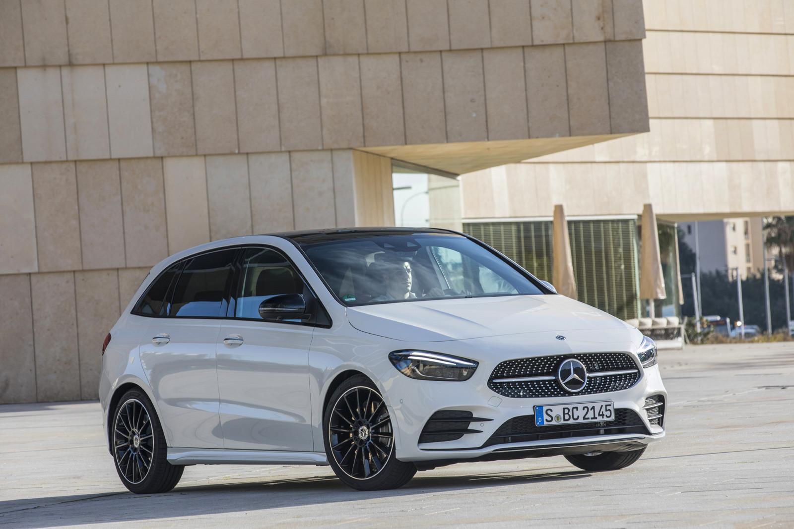 Foto de Mercedes-Benz Clase B 2019 (106/157)
