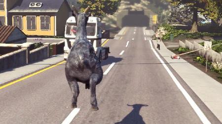 Goat Simulator vende 100,000 copias en cinco días