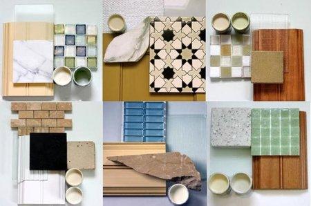 Se acabaron los problemas para combinar materiales y colores en las reformas