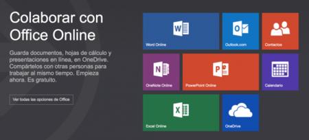 Microsoft cambia de nombre su servicio de Web Apps por Office Online