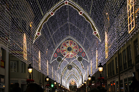 Malaga Ciudades Europeas Con Mas Luces En Navidad