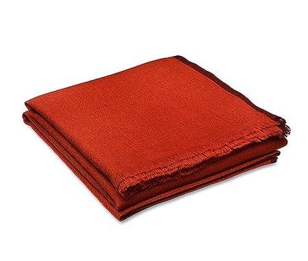 Mantas de cachemire de Hermès