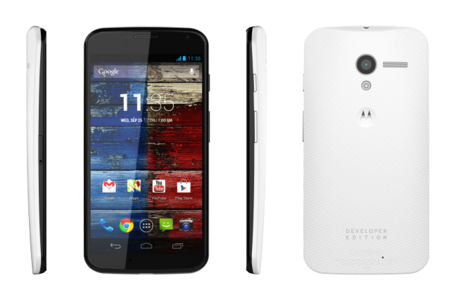 Root The Motorola Moto X 2014