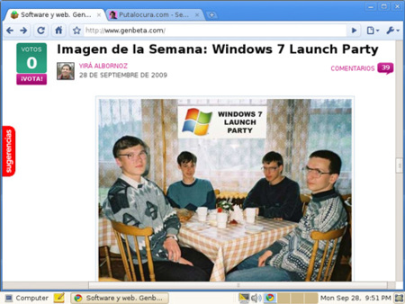 Descarga Chrome OS Patata
