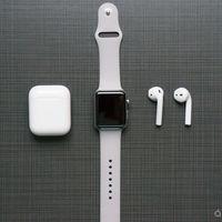 Tan sólo los ingresos del Apple Watch y los AirPods/Beats tienen el tamaño de una compañía de Fortune 500