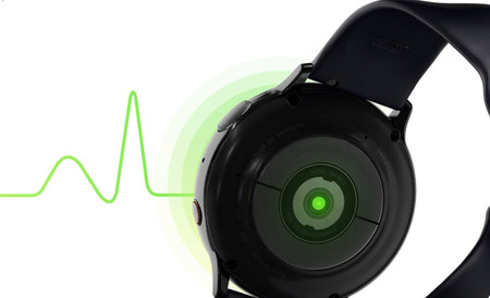 Samsung Galaxy Watch Active2 Ecg