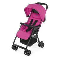 La silla de paseo Chicco Ohlala en rosa está rebajada a 91,49 euros en Amazon