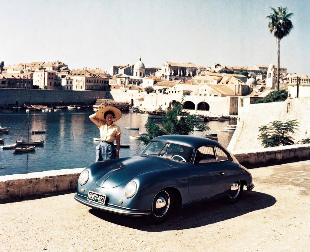 Porsche 356 1100 Coupe