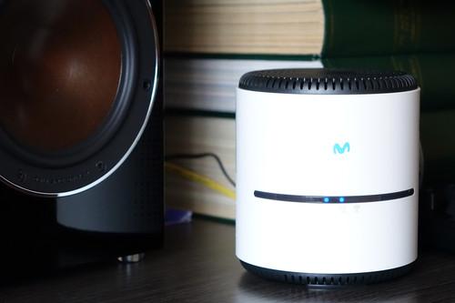 Telefónica Amplificador Smart WiFi 6, análisis: convence por su compatibilidad con WiFi 6, pero vence por su extrema simplicidad