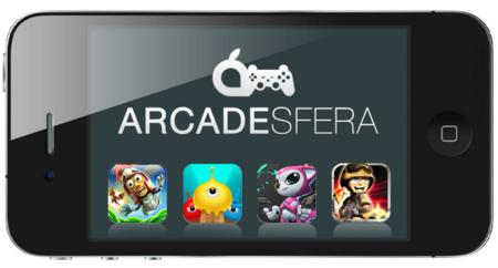 Arcadesfera: lanzamientos de la semana (XX)