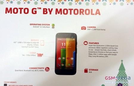 Gsmarana Moto G