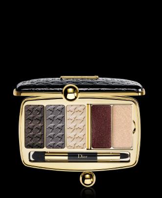 Dior Minaudière, la paleta de sombra de ojos y brillo de labios especial Navidad 2010