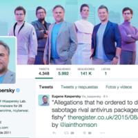 Kaspersky, acusada de sabotear a la competencia