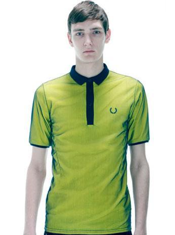 Fred Perry Raf Simons