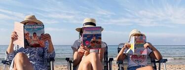 Cuadernos de vacaciones para adultos: el pasatiempo de moda para divertirse este verano
