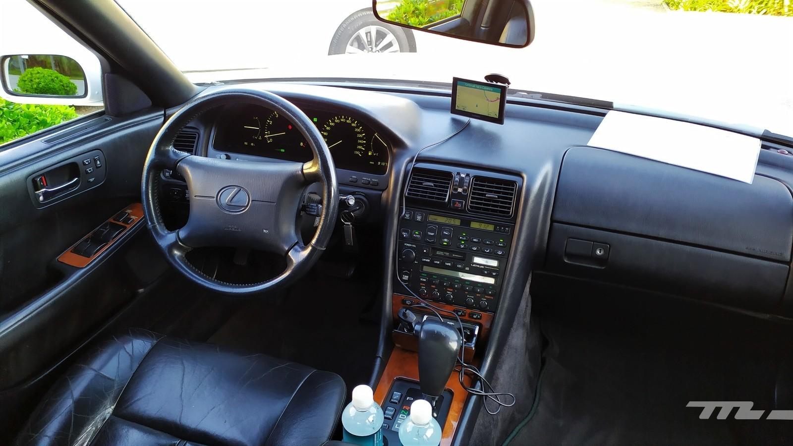 Foto de Lexus LS 400 (1989) (1/11)