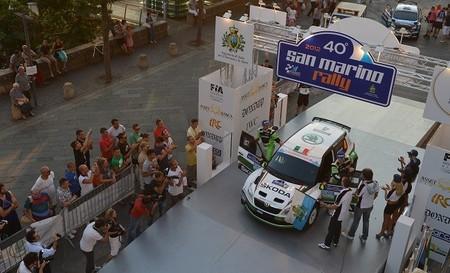 El Rally de San Marino se cae del calendario del ERC