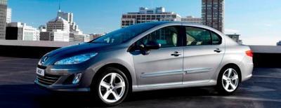 Nuevo Peugeot 408, a la venta sólo en China