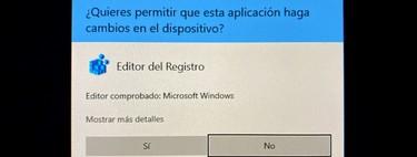 UAC de Windows: qué es, cómo funciona y cómo se configura el Control de cuentas de usuario