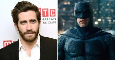 Jake Gyllenhaal nuevo Batman