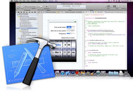 Apple publica la versión previa de Xcode 4.4, sólo para miembros del MacDeveloper Program