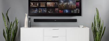 Denon amplía su catálogo de barras de sonido con la  DHT-S216, un modelo ultradelgado con DTS Virtual:X