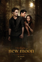 'New Moon', cartel