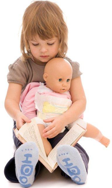 A los nueve meses los bebés ya tienen preferencia por juguetes específicos para su sexo