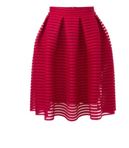 Falda Roja Maje