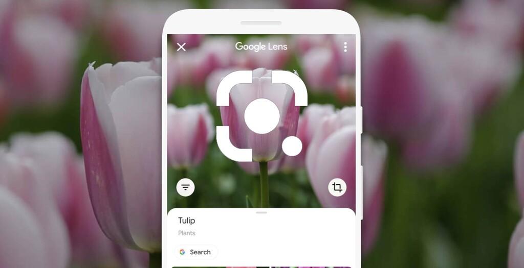 La mas reciente interfaz de Google® Lens viene a todos los móviles con Assistant