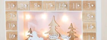 12 Calendarios de adviento para comenzar a preparar tu casa para Navidad