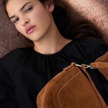 11 bolsos de piel de Zara con los que elevar tu look de otoño